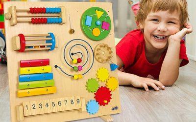 Quel jouet Montessori pour la motricité de son enfant ?